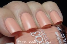 Ulta3 - Live life to the Matte Collection ~ More Nail Polish