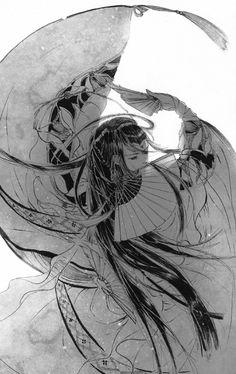 Судья был большим поклонником творчества Римы. В тот раз она решила исполнить легенду о трех друконах, танцуя в клубах разноцветного дыма.