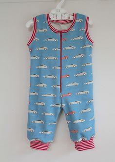 Homemade jumpsuit
