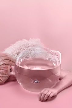 pink monochrome