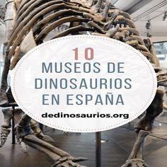 """En nuestro país tenemos numerosos museos y exposiciones de dinosaurios que nos acercan más a la época, habitat y costumbres de nuestros animales favoritos. Algunos de éstos son más conocidos que otros, pero todos ellos cuentan con una gran información de dinosaurios y restos arqueológicos para ver, además de otras actividades tanto para niños como … Continuar leyendo """"Museos de dinosaurios en España"""" Exhibitions, Museums, Activities, Animales"""