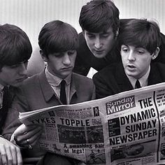 50 years ago today the Fab Four came to the US & did something no British band before them had done… They captured the heart of America. Whether you like them or not, their music was revolutionary for their time. They changed the face of music & are still relevant today. Not many people understand how much they mean to me, but they will always & forever be my favorite. ❤️