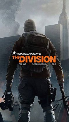 Tom Clancy's The Division for Xbox One - #1 On My Most Anticipated Game for the Last Year. Due out around Nov/Dec 2014.