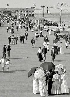 Asbury Park, Nova Jersey, 1905