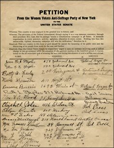The Declaration Of Sentiments Written In  The Declaration Of