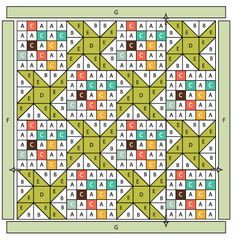 Free Quilt Pattern - Full Swing Free Quilt Pattern | Fat Quarter Shop
