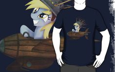 ======= Shirt for Sale ======= My Little Pony - MLP - Derpy Hooves by Kaiserin