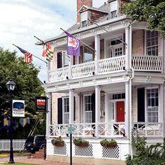 Easton - Exploring Maryland's Chesapeake Bay - Coastal Living