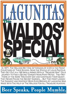 Lagunitas - Waldos' Special Ale Returns for 2013