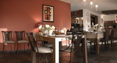Le Val de Brangon—a romantic bed and breakfast on the Gulf of Morbihan in southern Brittany