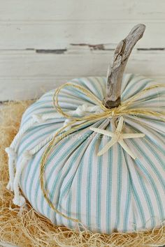 Halloween at the beach. Coastal pumpkin by Timewashed.|| Sand 'N Sea Properties…