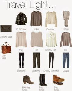 Image result for 5 days in paris capsule wardrobe