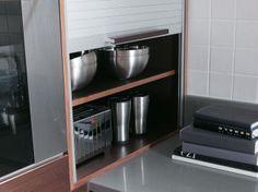 Persiana de aluminio año 2004, Grupo Diez #cocinas #muebles