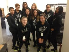 This was taken during the New York Women's Nike Event. Nike featured a collection of training apparel and footwear that blends performance with a unique interpretation of style. The event was a success and our staffs obviously had a great time!   Event Staffing #nike #nikewomen #eventstaffing #eventservices #eventstaff #evenjob #event #eventstaffingservices #eventjob #staffingagency #staffing #marketing #promotions #promostaff #salestaffing