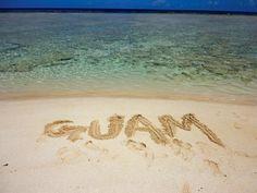 I'm a Guam baby!