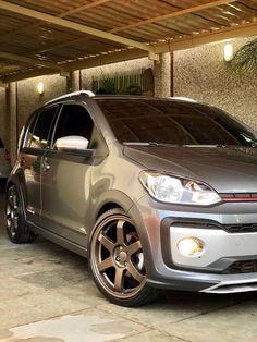 Volkswagen Up, Vw Gol, Honda Fit, City Car, Cars, Vehicles, Disney Cars, Dream Cars, Drawings Of Cars