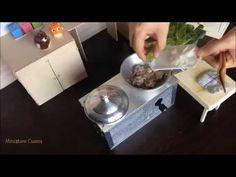 Miniature Cusina - YouTube