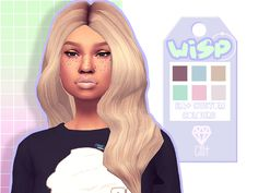 Download WISP hair (Dropbox)     Mirror download   if you are having trouble downloading try right clicking the download link and opening in a new tab :)  this was the second hair i made from scratch, i've been tweaking it for a few weeks because...
