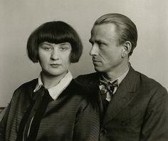 Otto Dix & Martha www.artexperiencenyc.com