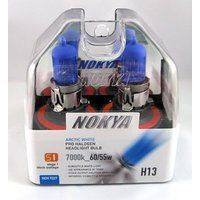 Cheap Nokya H13 / 9008 Arctic White Stage 1 7000K Halogen Headlight / Fog Light…