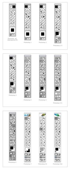 Tube chart for the color blind. Effing brilliant
