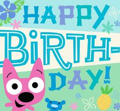 8 Best Happy Birthday Images On Pinterest