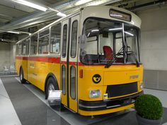 1975 FBW Postauto 50 U Post Bus, Cab Over, Trucks, Busses, Diesel Engine, Public Transport, 1975, Transportation, Vehicles
