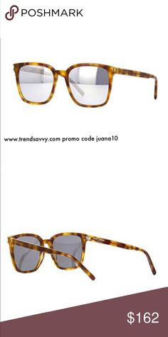 37253ebb2d Yves Saint Laurent SL 93 F Fit 002 Sunglasses Yves Saint Laurent SL 93