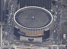 Madison Square Garden - New York - Knicks Rangers