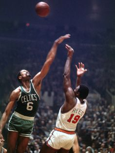 Bill Russell - Celtics Legend | The Official Site of the BOSTON CELTICS
