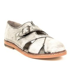 Nylon Milla - This Women's slip-on is perfect for the summer months ahead. The buckle closure across the instep keeps you secure in this flat and adds a subtle detail. Could easily be worn with any of your favorite summer outfits!