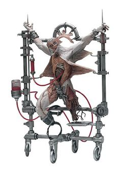 FEVERISH Clive Barker SOULS 2 Action Figure McFarlane Toys NUOVA in BOX McFarl