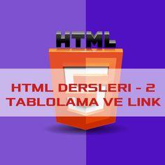 Merhaba arkadaşlar bugün HTML eğitiminin ikinci bölümündeyiz. Bugün HTML kodlarıyla tablolama, tablo etiketleri, özelliğini işleyeceğiz