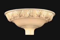 Looking for a glass lamp shade? Torchiere Lamp Shade, Antique Lamps, Küchen Design, Lamp Shades, Emboss, Punch Bowls, Decorative Bowls, Ceiling Lights, Roses