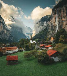 N then Da Green valley