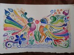 País: México Categoría: Pintura Temática: Animales Técnica: Acuarela Soporte: Papel Medidas: 15 x 20 cm En Artelista desde: 13 de Diciembre de 2013