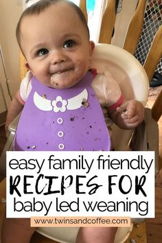 Twin Mom, Twin Babies, Twins, Twin Newborn, Triplets, Baby Led Weaning First Foods, Weaning Toddler, Baby Eating, Homemade Baby Foods