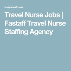 Lpn Travel Agencies Jobs