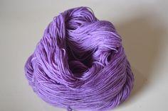 Hand Dyed Sock Yarn BFL/Nylon Yarn Knitting door KookaburraYarns