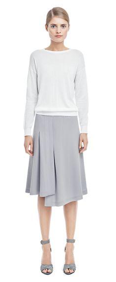 Drapey Pleat Skirt - Filippa K