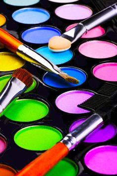 Make up de toutes les couleurs !
