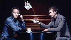 "For FX's ""Legion,"" creator Noah Hawley and star Dan Stevens went beyond X-Men to an alt superhero universe. Marvel Show, Marvel Series, Tv Series, Serie Tv, Men Tv, X Men, Legion Fox, Dan Stevens Legion, Downton Abbey Dan Stevens"