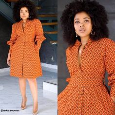 Spiffy Fashion shweshwe attire for African women - African Print Dress Designs, African Print Dresses, African Print Fashion, Africa Fashion, Tribal Fashion, African Prints, African Fabric, Latest African Fashion Dresses, African Dresses For Women