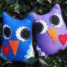 Love Owls Set 2