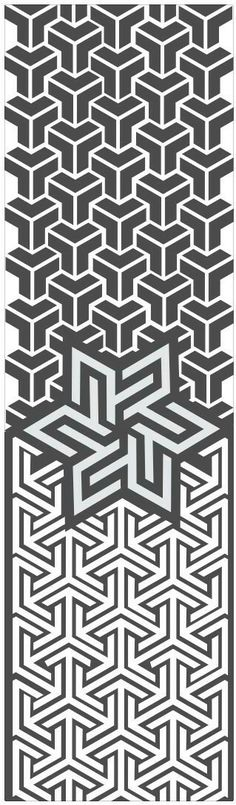 Geometric tesselation, inspiration for a tattoo or interior home ornament - Desi. - The Best Geometric Space Tattoos - Planet Tattos Ideas Geometric Patterns, Geometric Mandala, Geometric Designs, Geometric Shapes, Neue Tattoos, Body Art Tattoos, Sleeve Tattoos, Space Tattoos, Tatoos