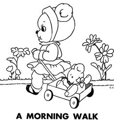 morning walk essay in english for class 7