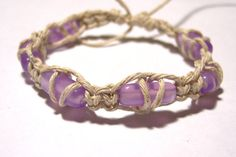 "anklet. needs to be 11.5"".  love the purple"