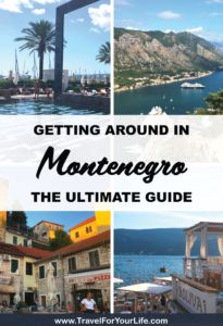 Backpacking Montenegro | The Ultimate Guide - Travel for Your Life Cheap Travel, Budget Travel, Travel Advice, Travel Guides, Great Places, Places To Visit, Montenegro Travel, See World, Where To Go