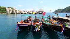 Koh Nang Yuan, Thailand | Just Journeys!