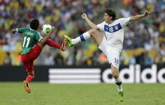 Copa Confederaciones Brasil 2013: Líder en Deportes México contra Italia